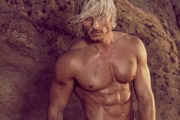 Фото - мужчина модель Даниэль Гарофали