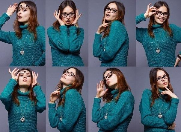 Как позировать на фотосессии