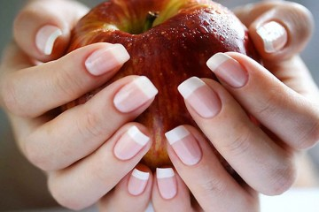 Фото - красивые и здоровые ногти