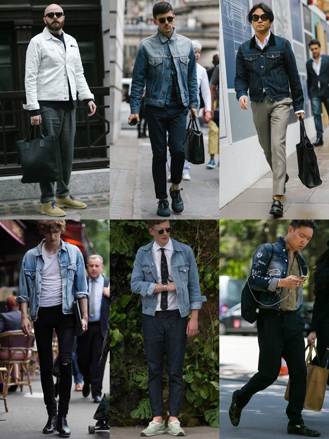 Фото 1 - тренд 2016: джинсовые куртки