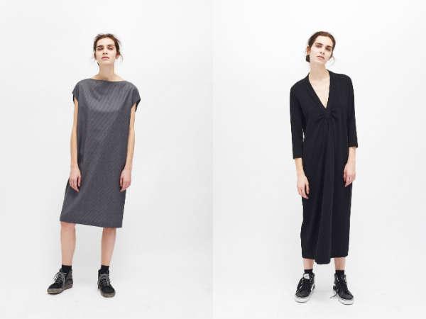 Фото - стильные платья в моде осенью 2015