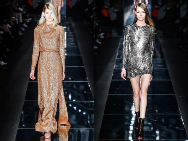 Фото - женские платья в моде: цветовая гамма