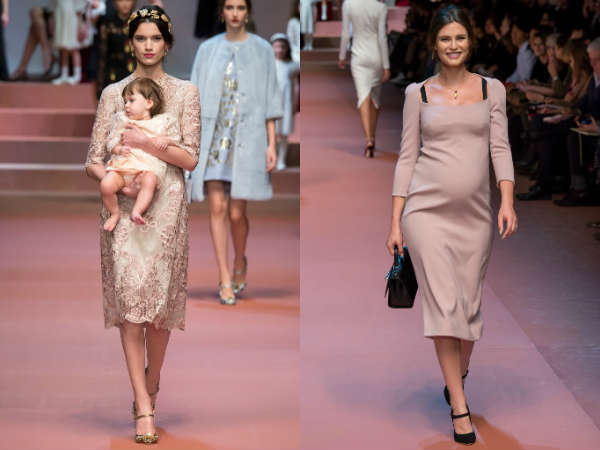 Фото - платья от Dolce & Gabbana