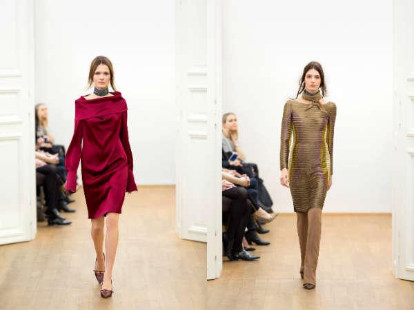 Фото - платье от бренда Escada