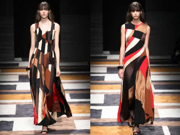 Фото - модные наряды от Salvatore Ferragamo