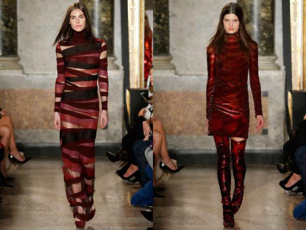 Фото - необычные платья из коллекции Emilio Pucci