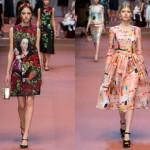 Фото - платье из последней коллекции 2015-2016 Christian Dior