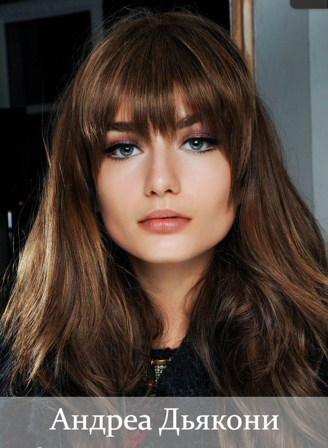 Фото - Топ 10 моделей девушек 2014: Андреа Дьякони