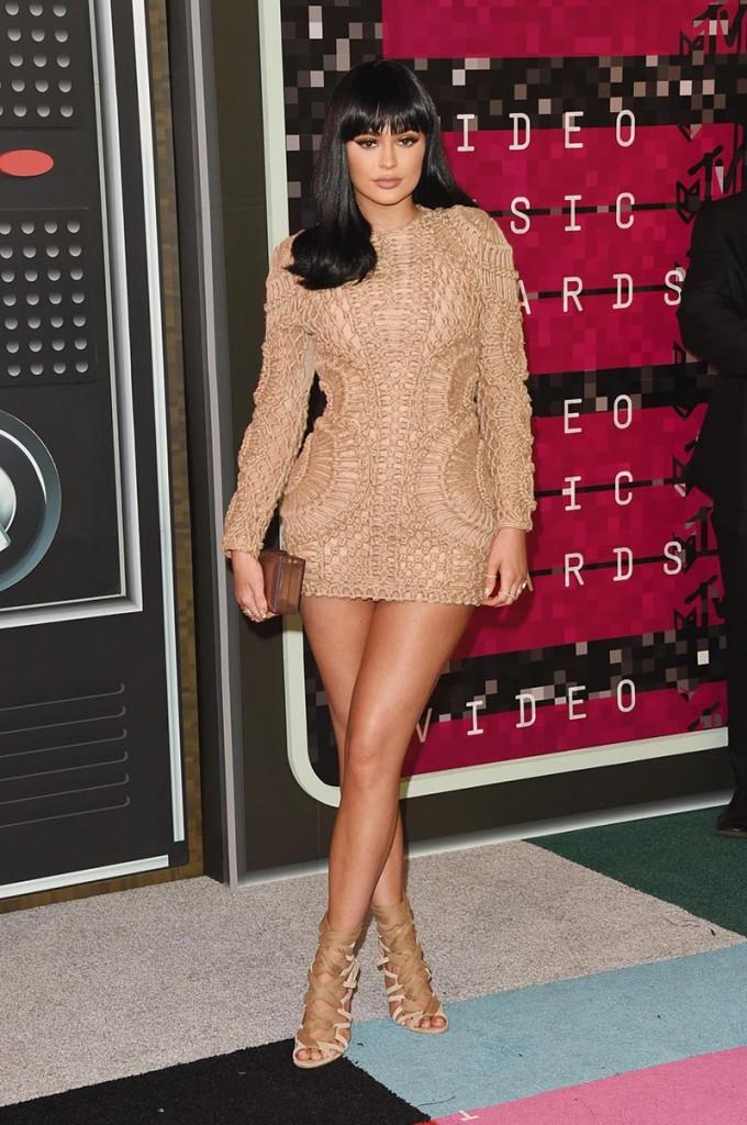 Фото - Кайли Дженнер на MTV Video Music Awards 2015