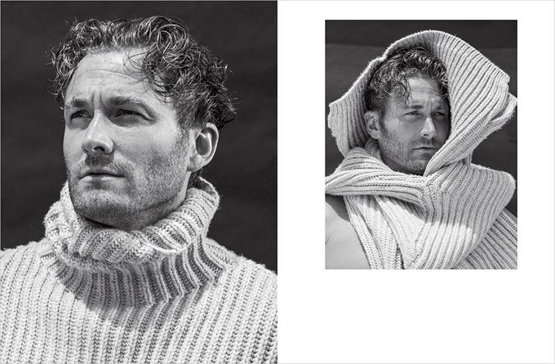 Фото - Мужчины-супермодели в объективе Брюса Вебера для VMAN