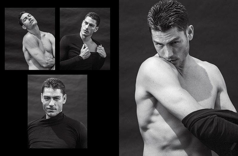Фото - Мужчины-супермодели в журнале VMAN