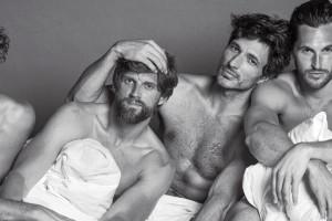 Фото - модели мужчины 2015