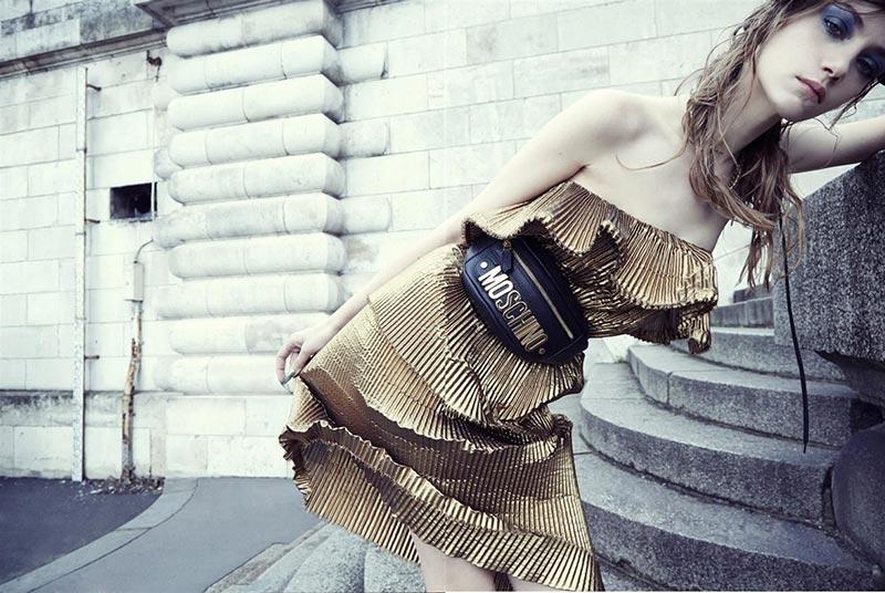 Фото - голландская модель Тесса Вестерхоф