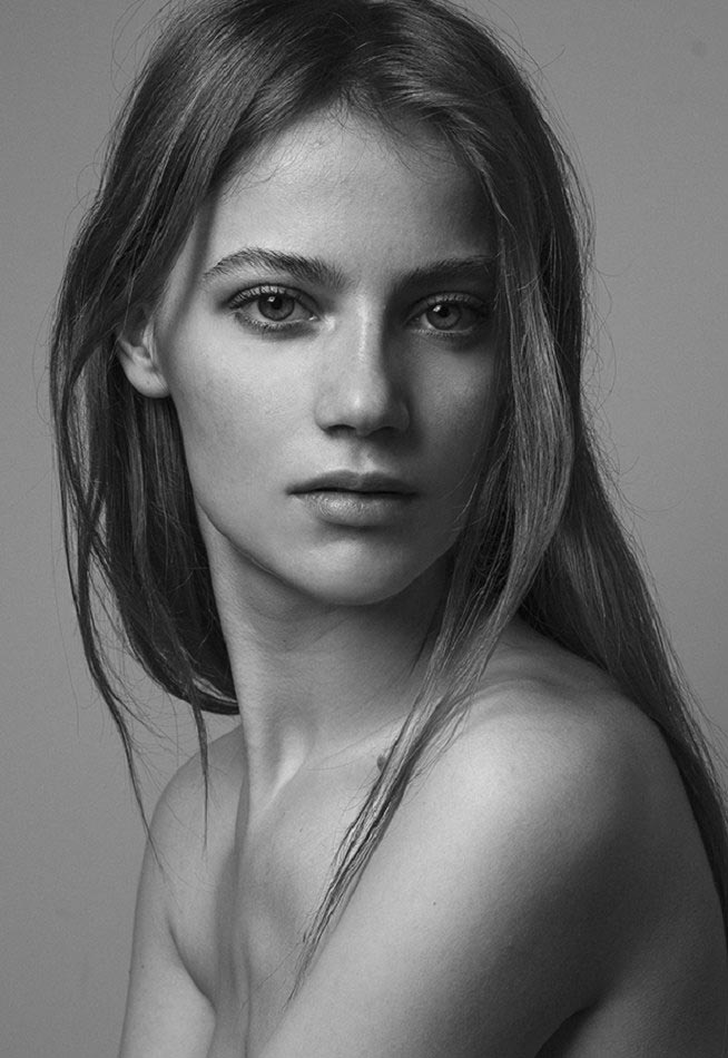 Фото - голландская манекенщица Тесса