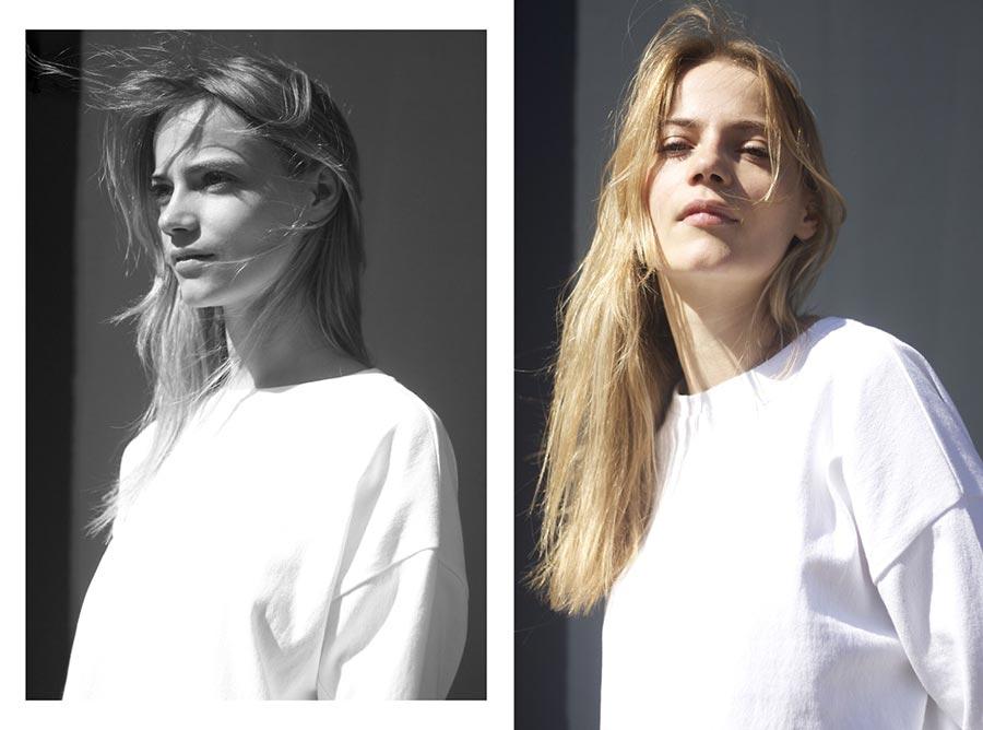 Фото - девушка-модель из Голландии Тесса Вестерхоф