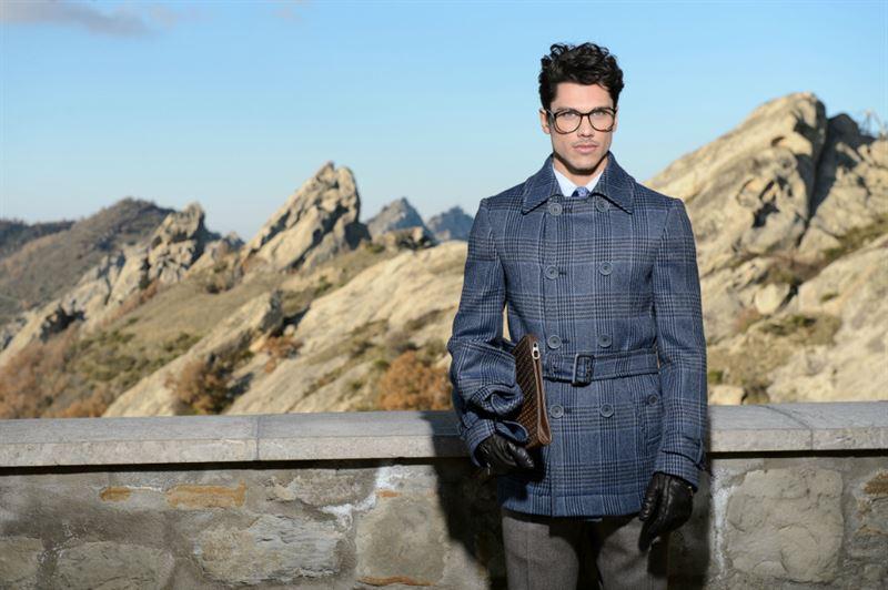 Фото - красивый парень-модель из Италии