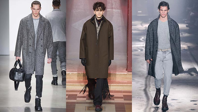 Фото - Тренд № 12: Пальто в три четверти