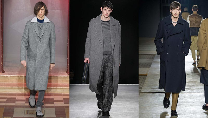 Фото - Тренд № 6: Габаритные пальто
