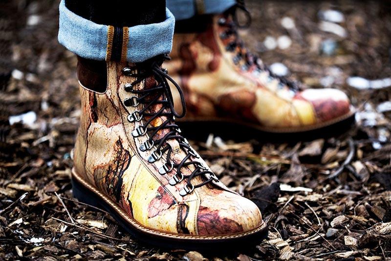 Фото - походные мужские ботинки