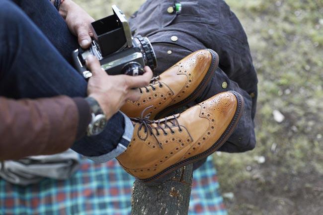 Фото - мужская обувь осень-зима 2015-2016