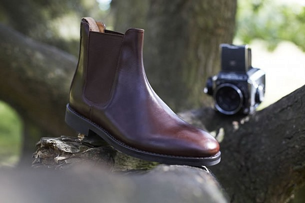 Фото - мужские ботинки Челси