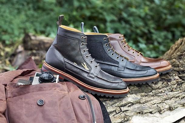 Фото - ботинки мужские осень-зима