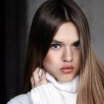 Фото - модель из России Алина Тимофеева