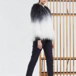 Фото 4: Модные полушубки-2015