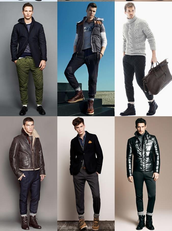 Фото - мужские аксессуары осень-зима 2015-2016: мужские носки