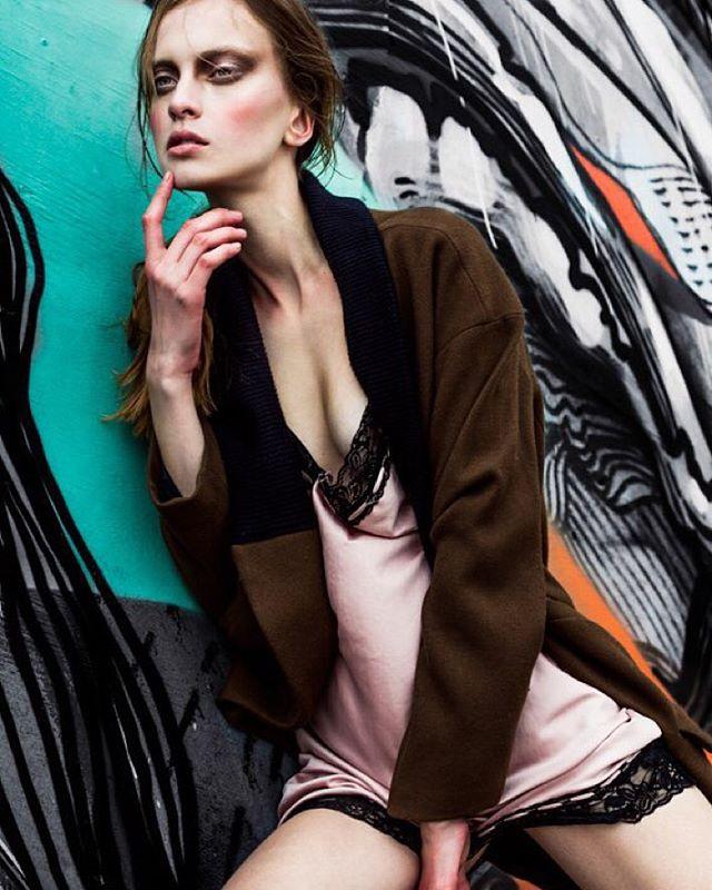 Фото - модель Дарья Баранова