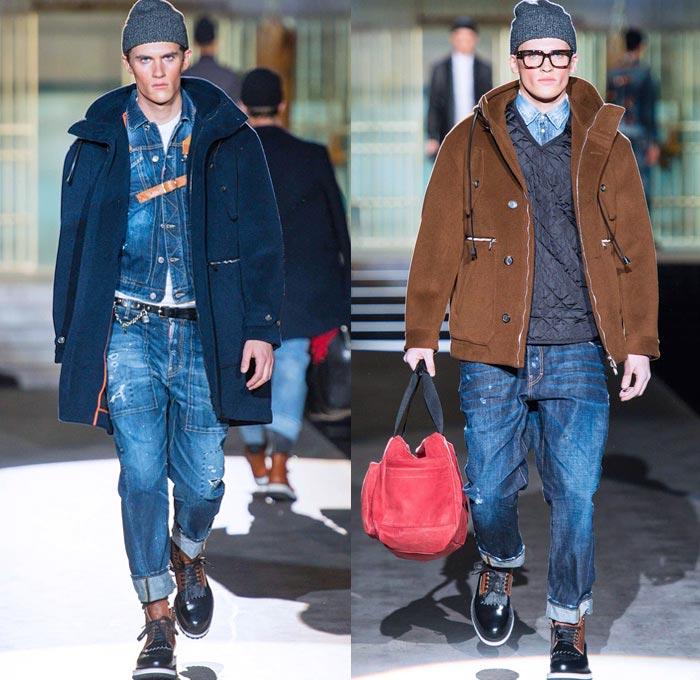 Фото - джинсы мужские 2015 мода