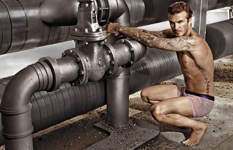 Фото - Коллекция нижнего белья от Дэвида Бекхэма: David Beckham Bodywear
