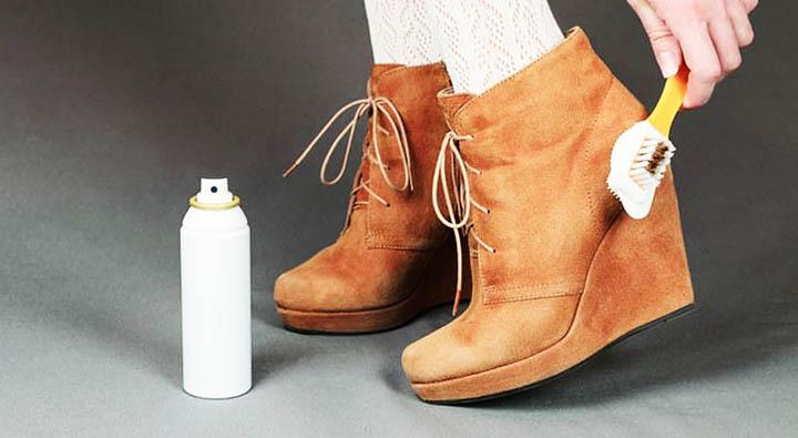 Как ухаживать за замшевой обувью: практические советы