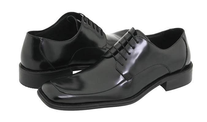 Фото - туфли с квадратным носком