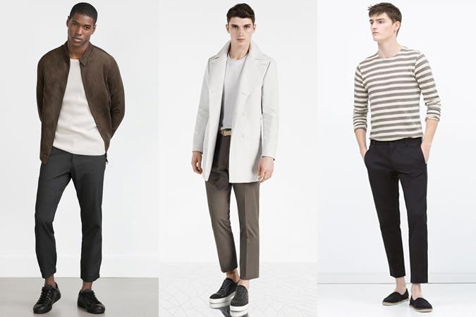 Фото - мужские брюки