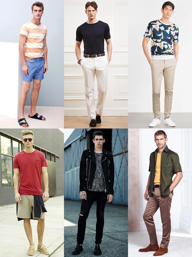 Фото - мужские футболки с принтом