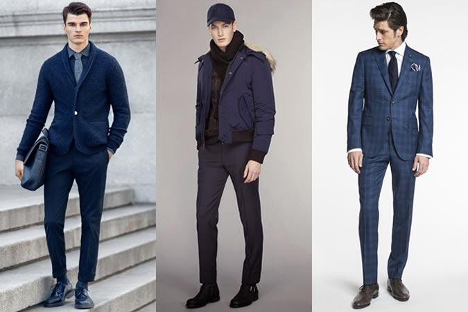 Фото - стильные мужские образы в ботинках с круглым носком