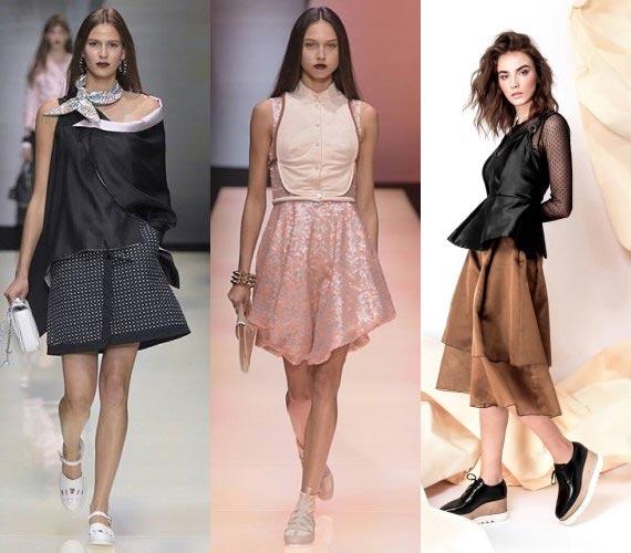 Фото - Как выбрать юбку для вашего телосложения