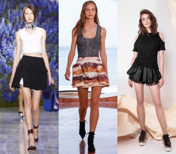 Фото - Модные юбки весна-лето 2016