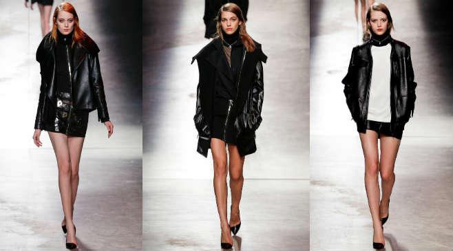 Фото 2 - С чем носить классическую кожаную куртку