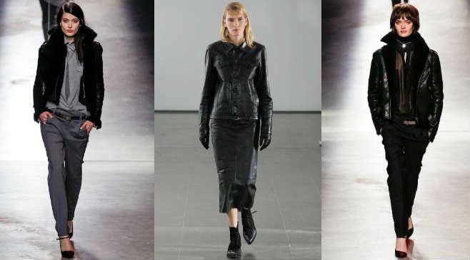 Фото 3 - С чем носить классическую кожаную куртку