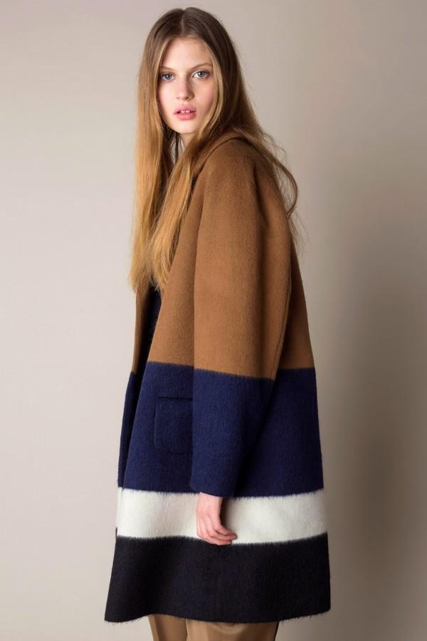 Фото - модное женское пальто 2016