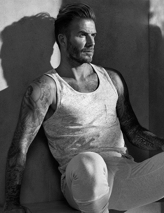 Фото - Дэвид Бэкхем стал самым сексуальным мужчиной 2015