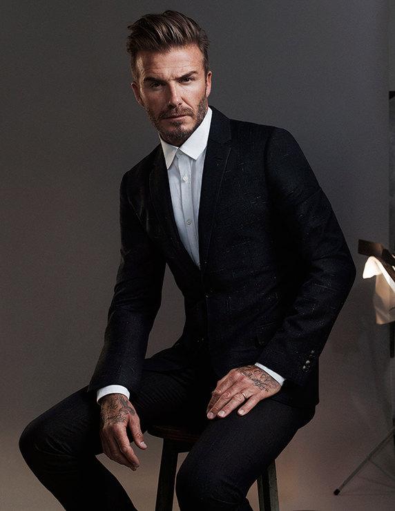 Фото - Дэвид Бэкхем: самый сексуальный мужчина 2015