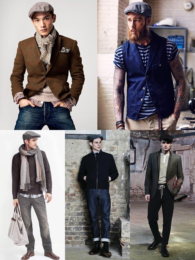 Фото - Как носить плоскую кепку: модные луки