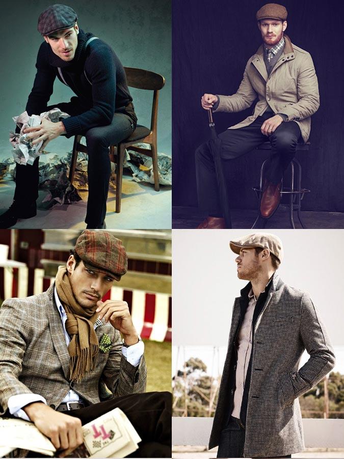 Фото - С чем носить плоскую кепку мужчине: модные образы