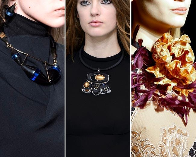 Фото №2- украшения в тренде 2016: ожерелье нагрудник
