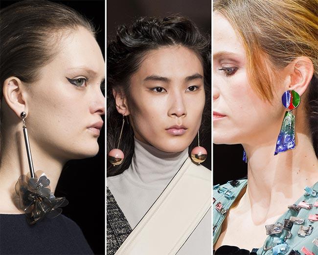 Фото №1 - модные украшения 2016: серьги капли