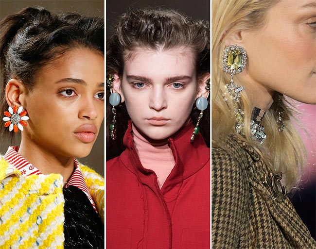 Фото №2 - модные украшения 2016: серьги капли