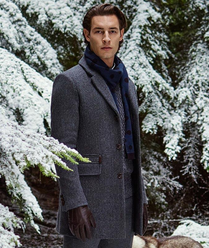 1dae9fece4a Фото - 10 лучших мужских образов на зиму 2015-2016